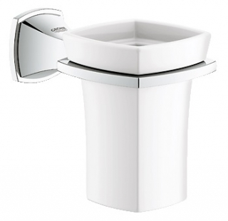 Grohe Grandera Holder / Ceramic Tumbler 40626
