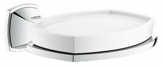 Grohe Grandera Soap Dish With Holder 40628
