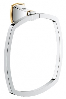 Grohe Grandera Towel Ring 40630IG0 Gold