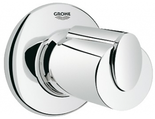 grohe grohtherm 1000 concealed stop valve trim 19237 showers. Black Bedroom Furniture Sets. Home Design Ideas