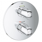GROHE Grohtherm 1000 Thermostatic Shower Mixer Control Trim With Two-way Diverter