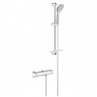 "Image for Grohe Grohtherm 2000 New Thermostatic Shower Mixer 1/2"" - 34195001"