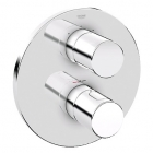 Image for Grohe Grohtherm 3000 Cosmopolitan 2-Way Diverter Bath/Shower Trim - 19468000