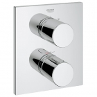 Image for Grohe Grohtherm 3000 Cosmopolitan 2-Way Diverter Bath/Shower Trim - 19567000