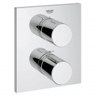 Image for Grohe Grohtherm 3000 Cosmopolitan Thermostatic Shower Trim - 19568000