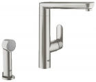 Grohe K7 SuperSteel Kitchen Sink Mixer 32179DC0
