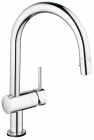 Grohe Minta Chrome Touch Electronic Kitchen Sink Mixer 31358000