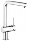 Grohe Minta Kitchen Tap with Extractable Pull-Out Spray 32168000