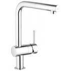 Image for Grohe Minta Kitchen Tap with Extractable Pull-Out Spray - 32168000