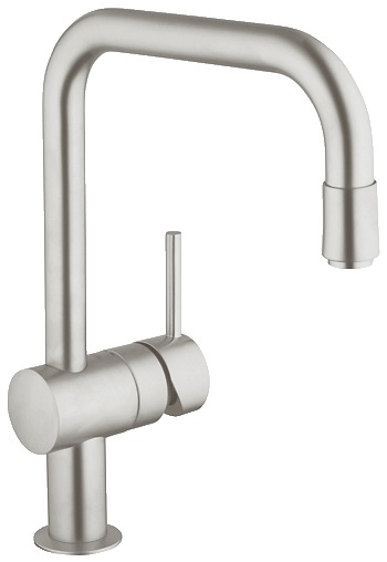 Grohe minta supersteel