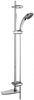 GROHE Movario 100 Five Shower Rail Set - 5 Spray Options