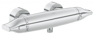 Grohe Ondus Thermostatic Bar Shower Mixer 34258