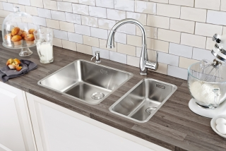 GROHE Parkfield Kitchen Tap Lifestyle