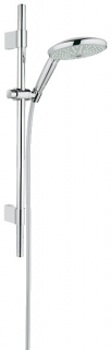 Grohe Rainshower Classic 160 Shower Rail Set 4 Sprays 28768001