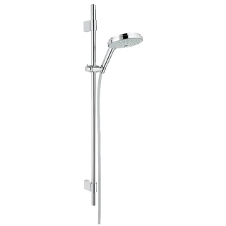 Grohe Rainshower Cosmopolitan 160 Shower Rail Set 4 Sprays 28763001 Grohe Rainshower Cosmopolitan 160 Shower Rail Set 4 Sprays 28763001