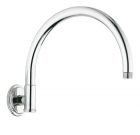 Image for Grohe Rainshower Rustic 272mm Wall Shower Arm - 28384000