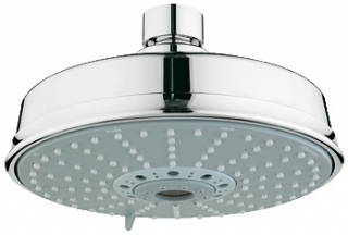Grohe Rainshower Rustic Head Shower 160mm Diameter (27128)