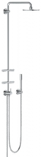 grohe rainshower shower system 210 27361 showers. Black Bedroom Furniture Sets. Home Design Ideas