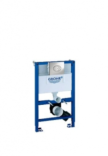 Grohe Rapid SL 0.82m Toilet Frame - 3 In 1 Set 38761