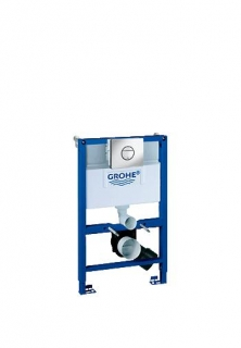 Grohe Rapid SL 0.82m Toilet Frame - 3 In 1 Set 38868
