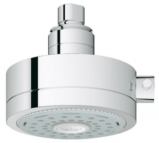 Grohe Relexa Deluxe 130 Head Shower 4 Sprays 27530
