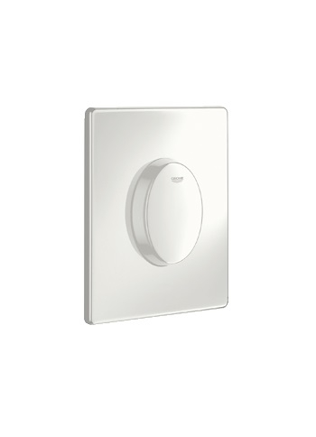 grohe skate air wc wall plate 38564sh0 flush plates. Black Bedroom Furniture Sets. Home Design Ideas