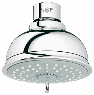 Grohe Tempesta Rustic 100 Head Shower 4 Sprays 27610