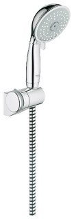 Grohe Tempesta Rustic 100 Wall Holder Set 4 Sprays 27805