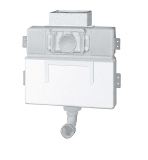 Grohe WC Concealed Cistern 6/3 Litre Front/Top Actuation (38422)