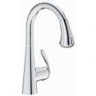 Image for Grohe Zedra Kitchen Tap with Pull-Down Spray Head - 32294SD0
