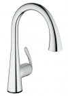 GROHE Zedra Touch Kitchen Tap
