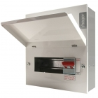 Image for Hager 100A 6 Way Consumer Unit - VML106