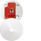 Image for Hager 4 Pin Plug in Ceiling Rose - CR64AX