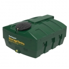 Image for Harlequin 1200HQi Low Profile Bunded Oil Tank