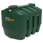 Image for Harlequin 3500ITE Bunded Oil Storage Tank