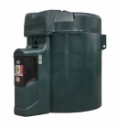 Image for Harlequin 7500ITE Bunded Oil Storage Tank
