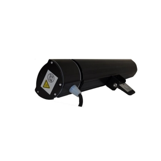 Heat Outdoors Shadow Remote Black Outdoor Heaters