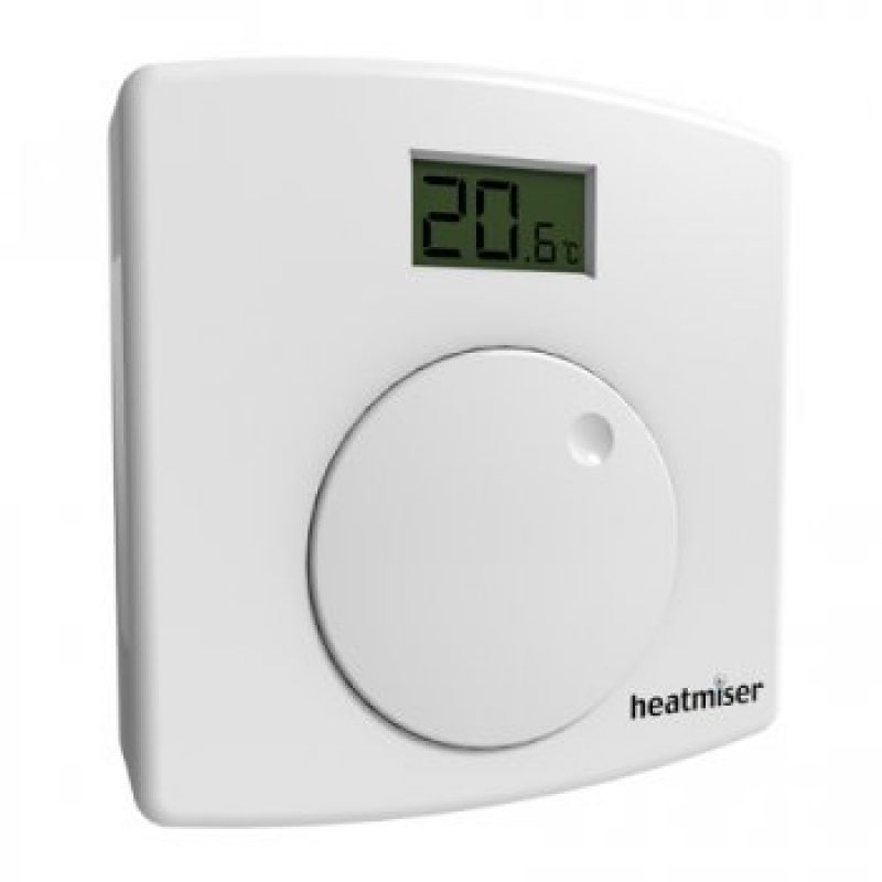 Heatmiser Ds1 L Central Heating Thermostat With Lcd