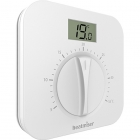 Image for Heatmiser Central Heating Thermostat with LCD - DS1-L