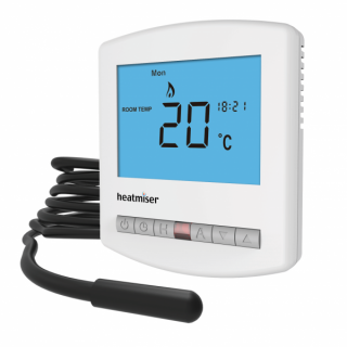 Heatmiser Prt Rp Programmable Thermostat With Remote
