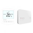 Image for Heatmiser Slimline-RF Wireless Programmable Thermostat Kit - SLIMLINE-RF KIT