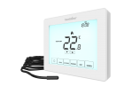 Image for Heatmiser Touch-E Electric Floor Heating Touchscreen Thermostat - TOUCH-E
