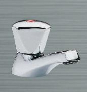 Heatrae Sadia Streamline S / T Hot & Cold Basin Tap Pack
