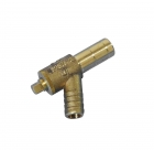 Image for Hep2O HX32 15mm Brass Drain Cock