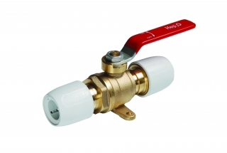 Hep2O Brass Lever Ball Valves