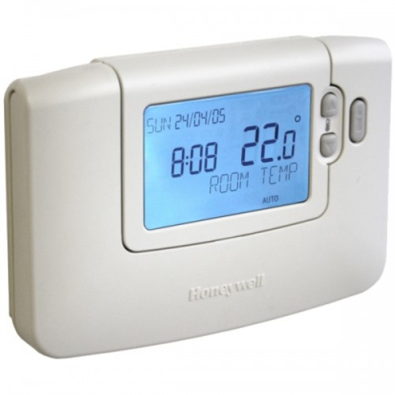 honeywell cm907 7 day programmable room thermostat programmable thermostats. Black Bedroom Furniture Sets. Home Design Ideas