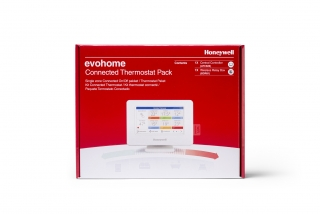 Honeywell evohome WiFi Connected Thermostat Pack