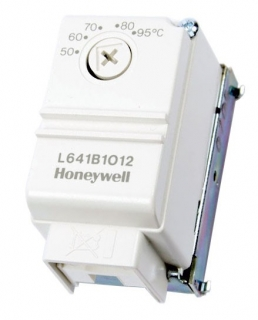 Honeywell L641B1012 High Limit Pipe Thermostat