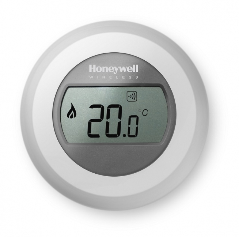 Honeywell Single Zone Round Thermostat