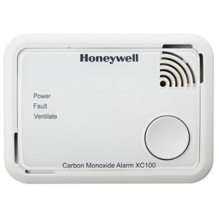 Honeywell XC100 Battery Powered Carbon Monoxide Alarm